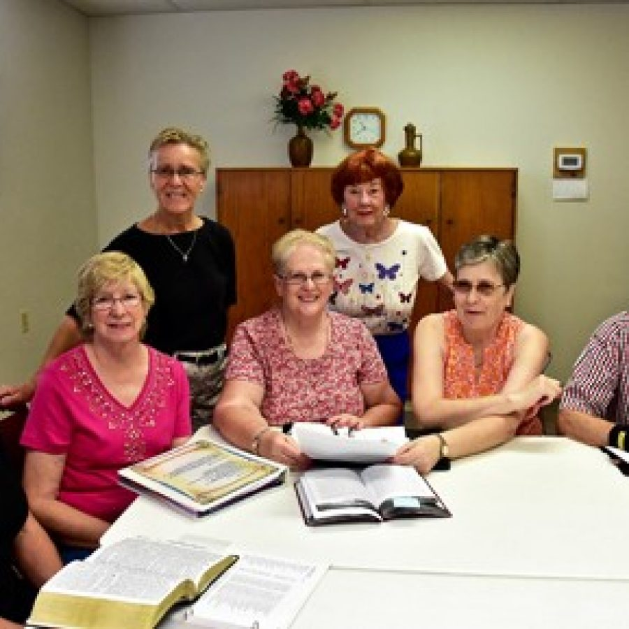 South County Community Bible Study classes to begin