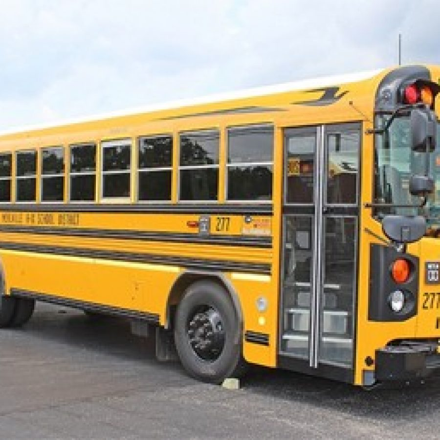 No injuries reported in Mehlville bus accident