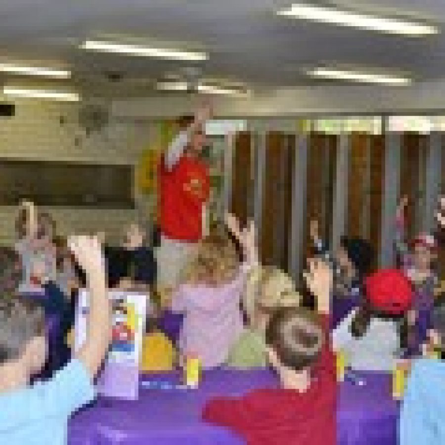 Mesnier Primary students recognized for character