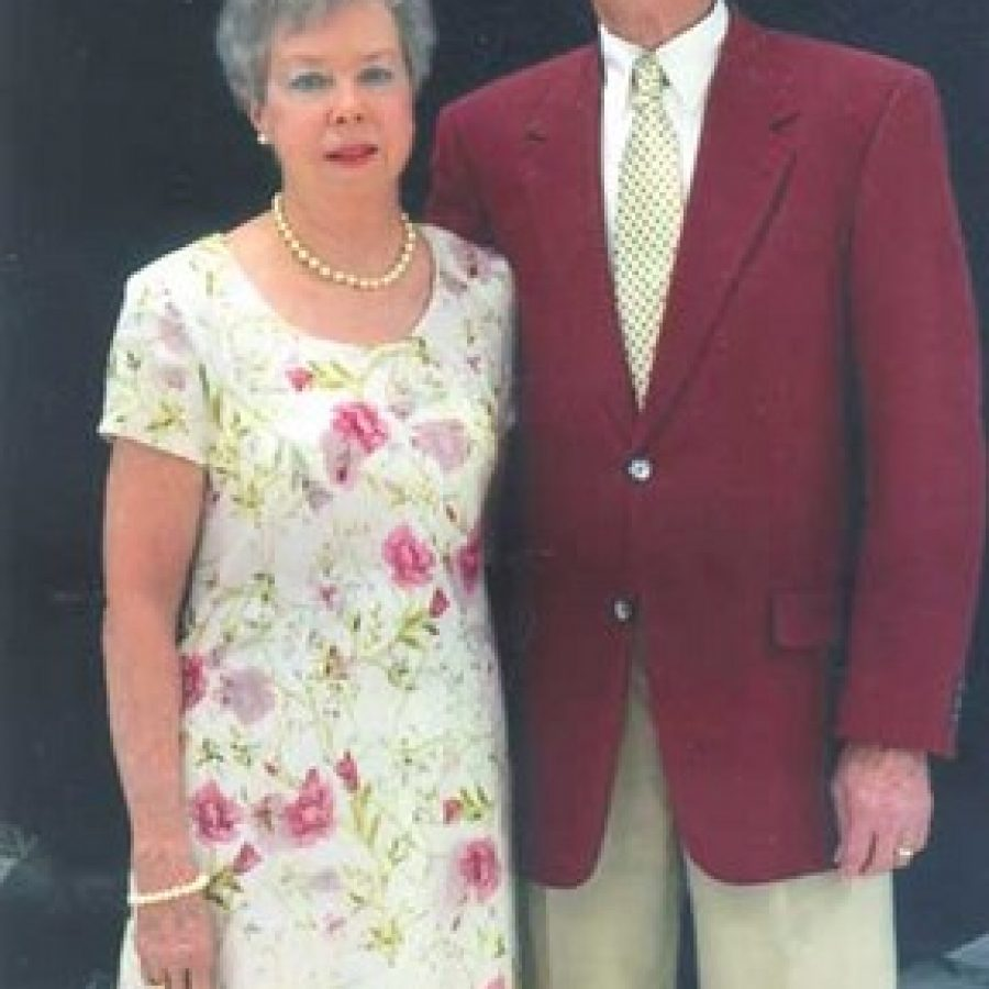 Joan and John O'Donnell