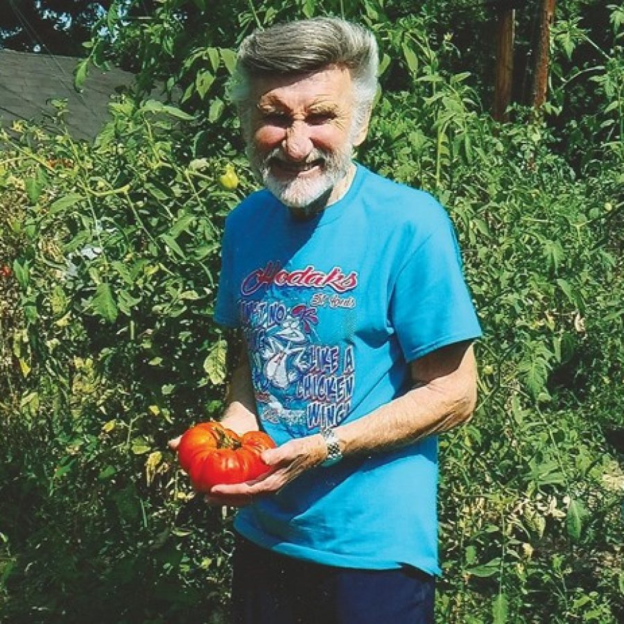 Lemay man captures first place in tomato competition