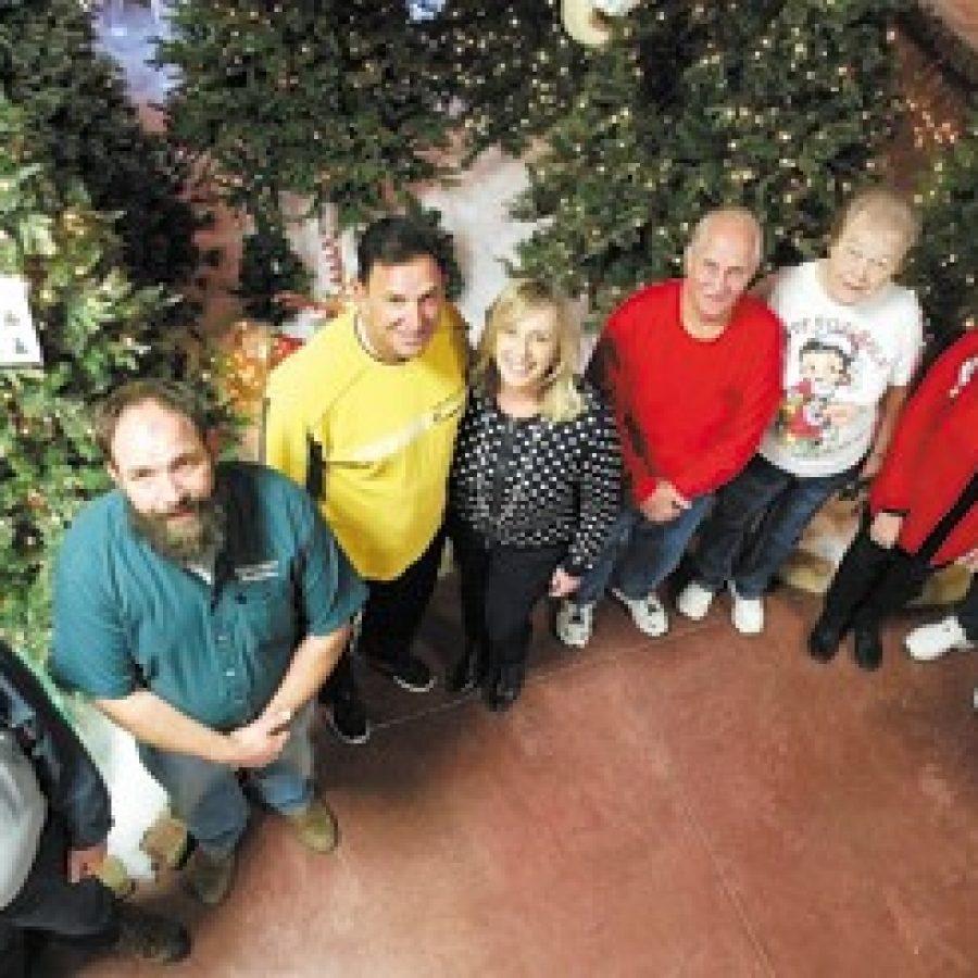 Decorating contest winners brighten holiday season