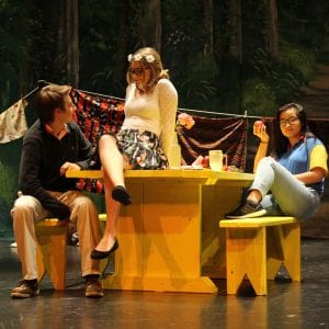 Lindbergh High thespians perform Shakespeare