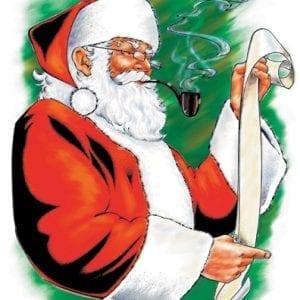 Blades, Oakville elementary school students write to Santa Claus