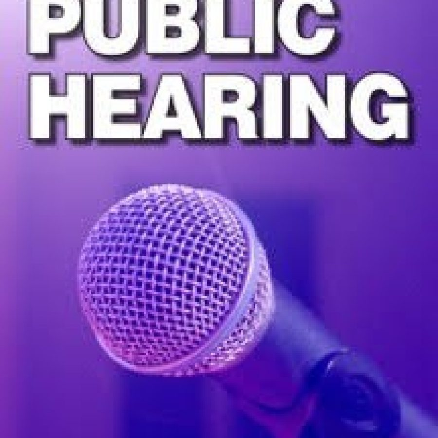 County planning panel to conduct hearing on south county rezoning