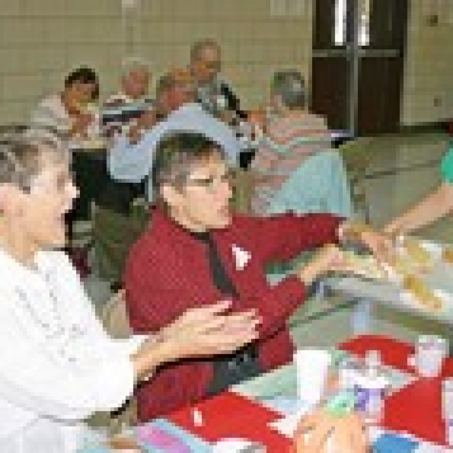 60-Plus Club members treated To Octoberfest fun at Wohlwend