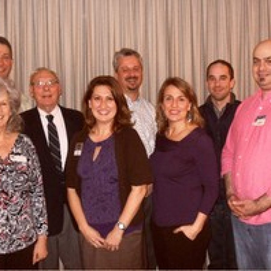 Toastmasters induct new officers