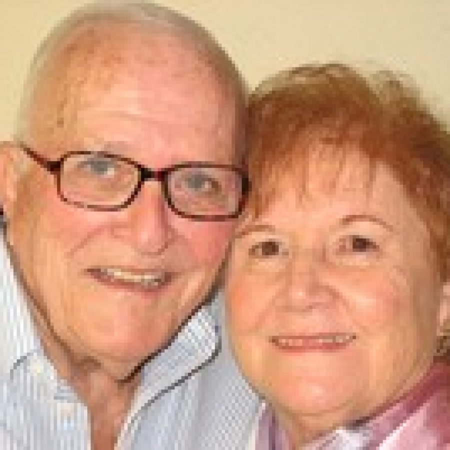 Alan and Helen Durbin are the 2011 Citizens of the Year.