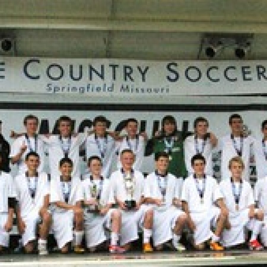 Soccer team captures Missouri State Soccer Cup