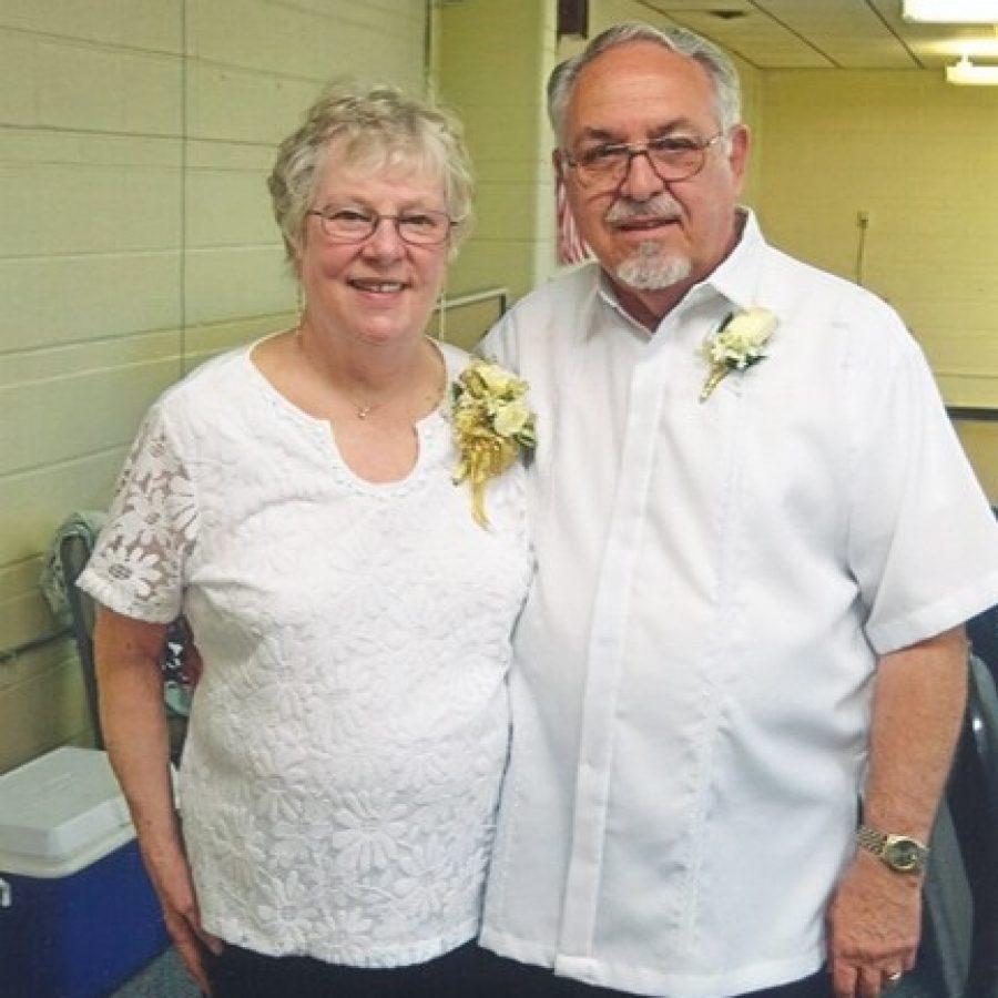 Mr. and Mrs. Raffel
