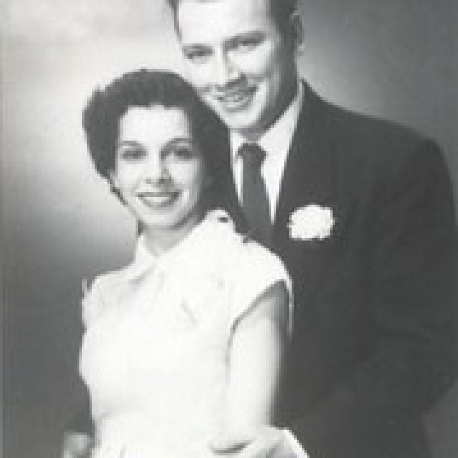 Kenny, Shirley Amsler celebrate 60th wedding anniversary