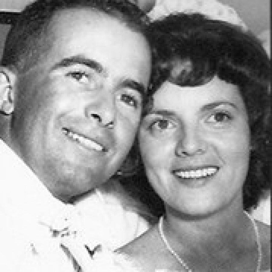 Mr. and Mrs. Behnke, 1963