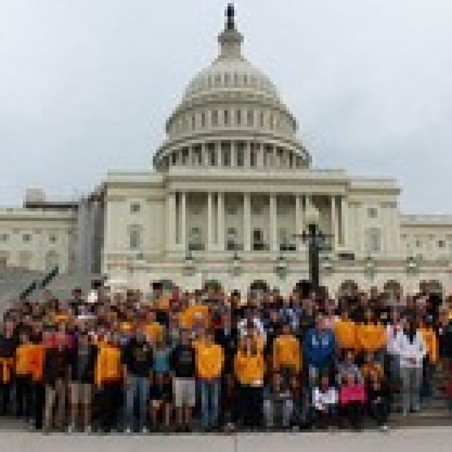The Oakville High School Symphonic Band and Wind Symphony recently visited Washington, D.C., and returned home with a wealth of knowledge about the nation's capital along with several accolades after participating in the World Strides Heritage Performance Music Festival.