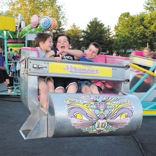 Point Elementary conducts annual picnic