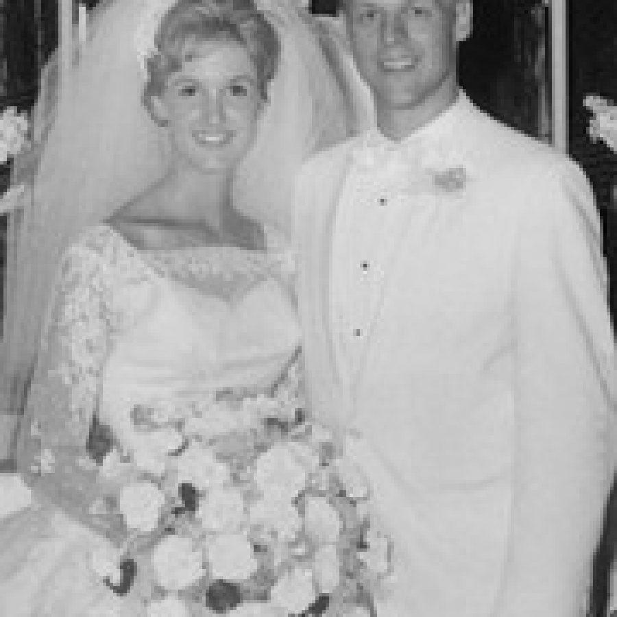 Gene, Rosemary Buerke celebrate golden wedding anniversary