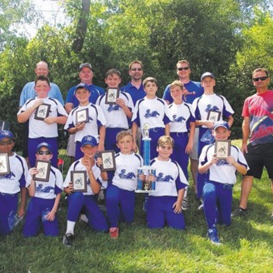 QAS fifth-grade team captures second place