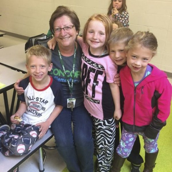 Jingles for Jammies aids Concord Elementary's 'Helping Hands'