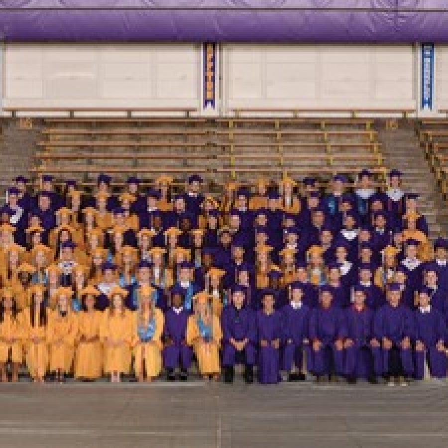 Affton High School's Class of 2017
