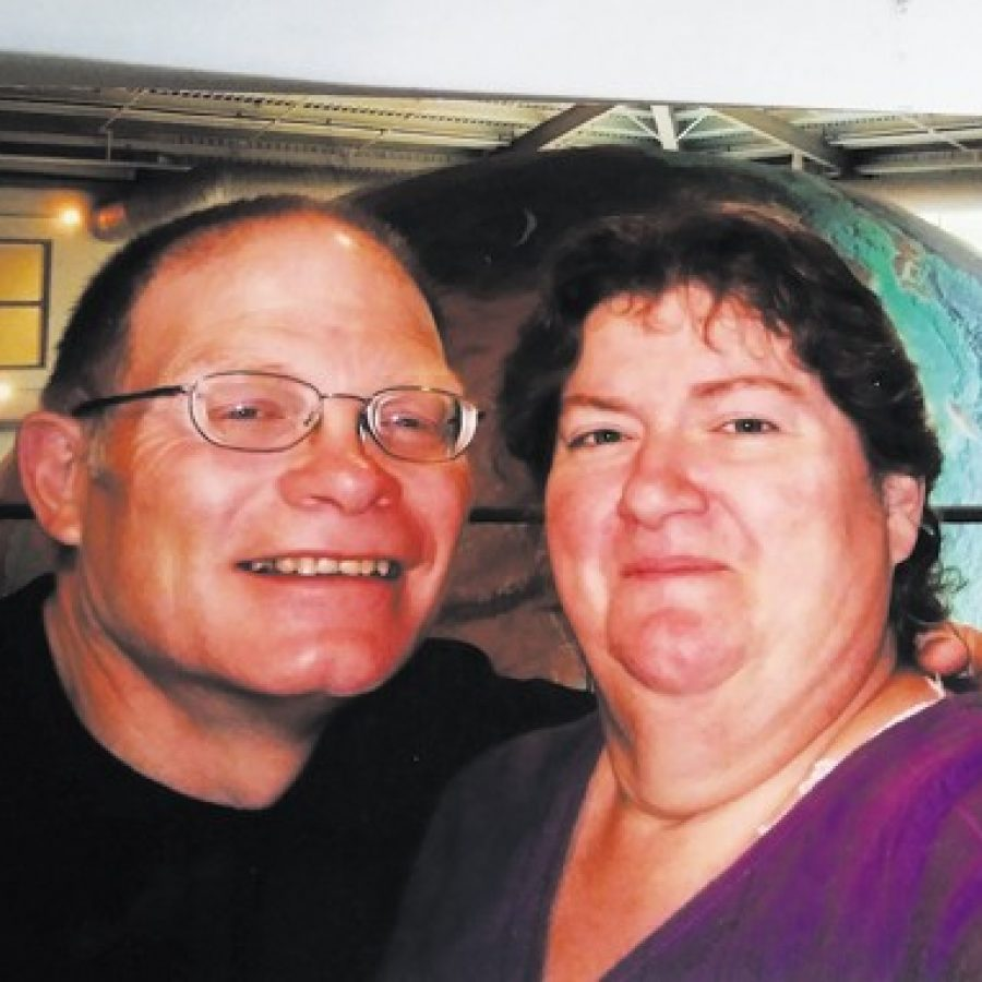 Bruce Oster and Jeannie Rogers-Turner