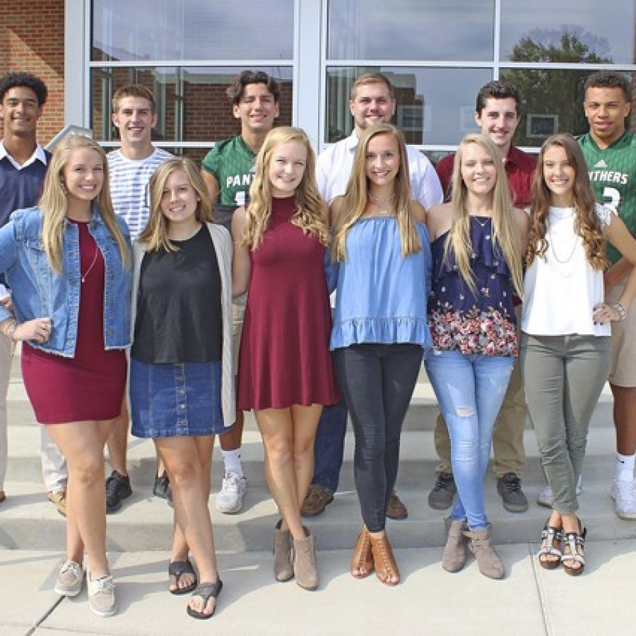 Mehlville High selects Homecoming Court