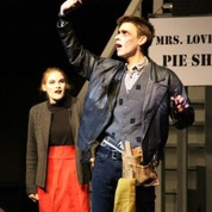 LHS Players to present 'Sweeney Todd'
