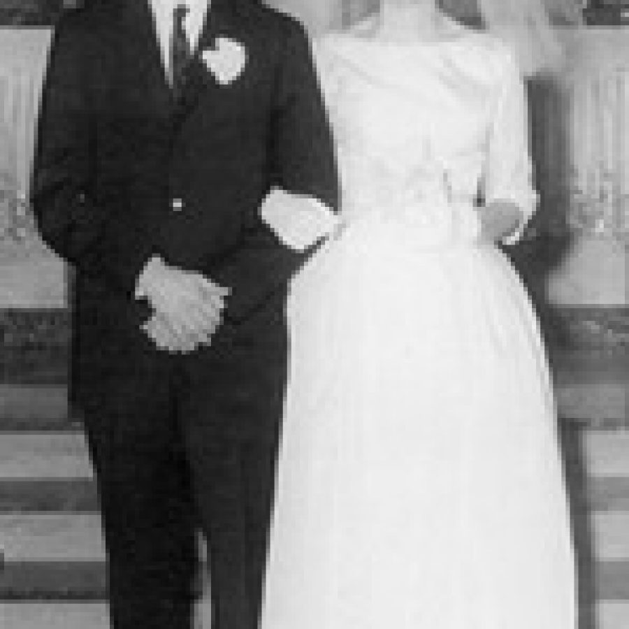 Carl and Saralou Hendrickson celebrate 50th wedding anniversary