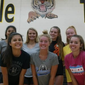 Oakville volleyball team hopes for a breakout season in 2018