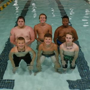 Mehlville High boys' swim squad is focusing on individuals' achievement