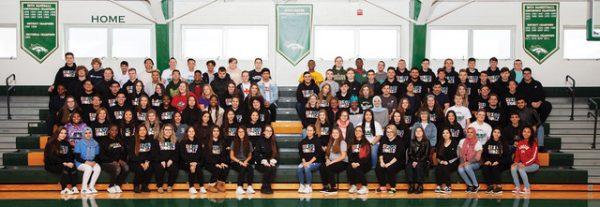 2020 Bayless official senior class photo