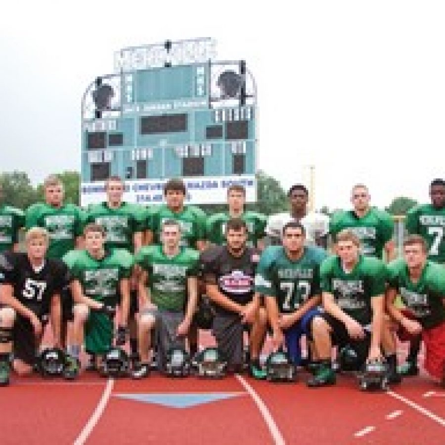 Second-year head coach Kent Heinemann hopes to bring a more consistent Mehlville Senior High football team to the field for the 2014 season.