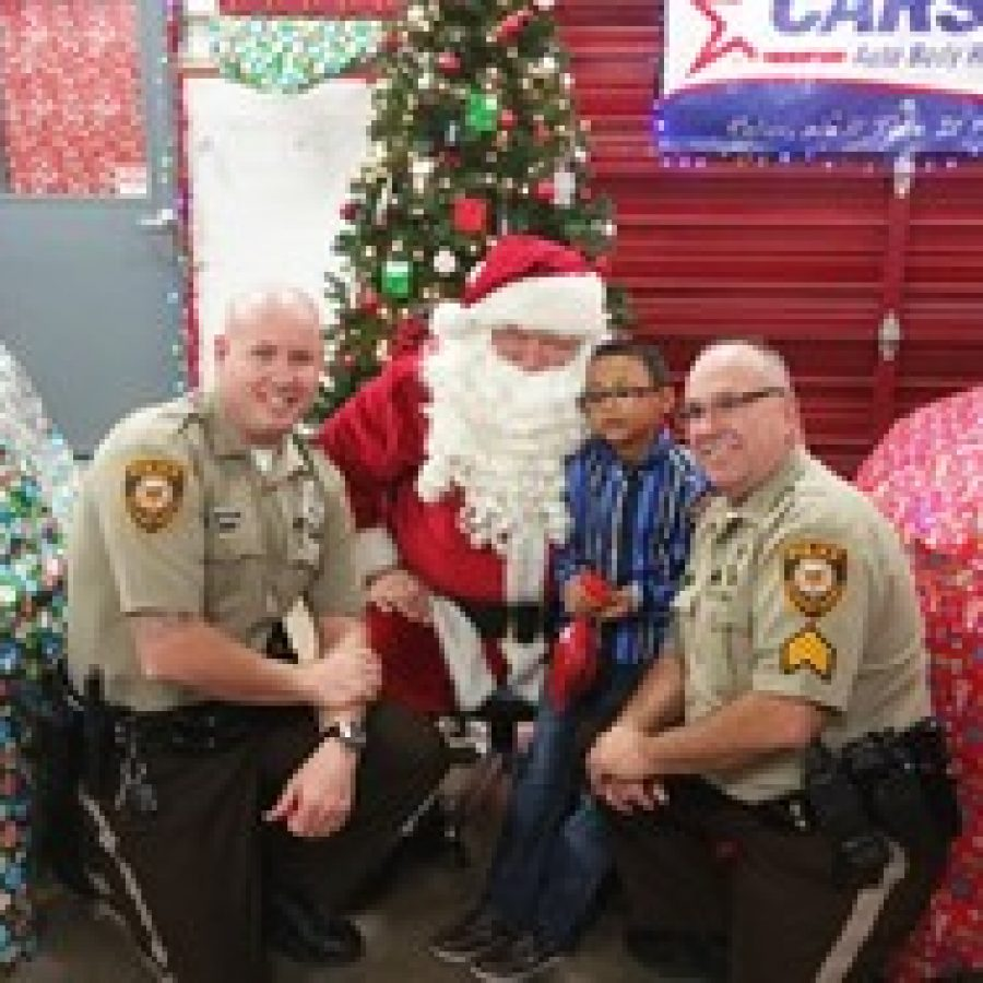 Cars 4 Kids brightens holidays for two families