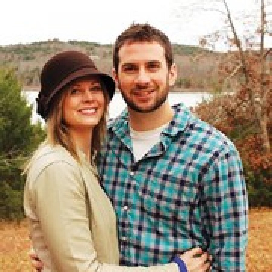 Melissa Housewright and Eric Henson