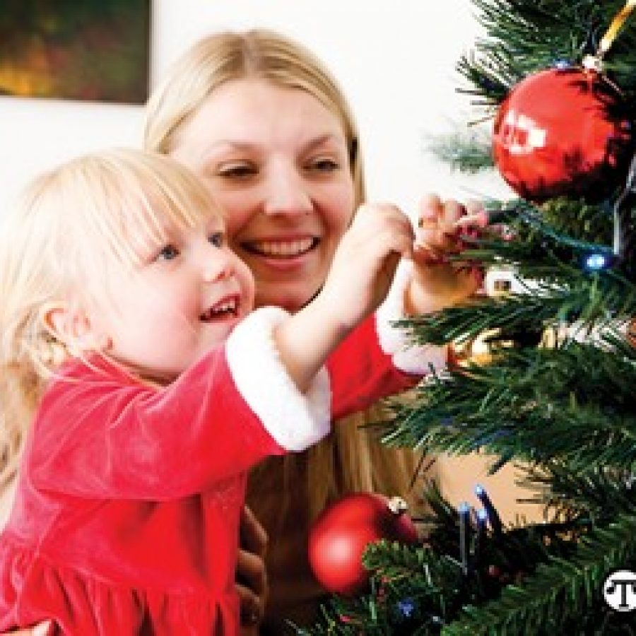 If you use an artificial Christmas tree during the holiday season, choose one that is tested and labeled as fire resistant.