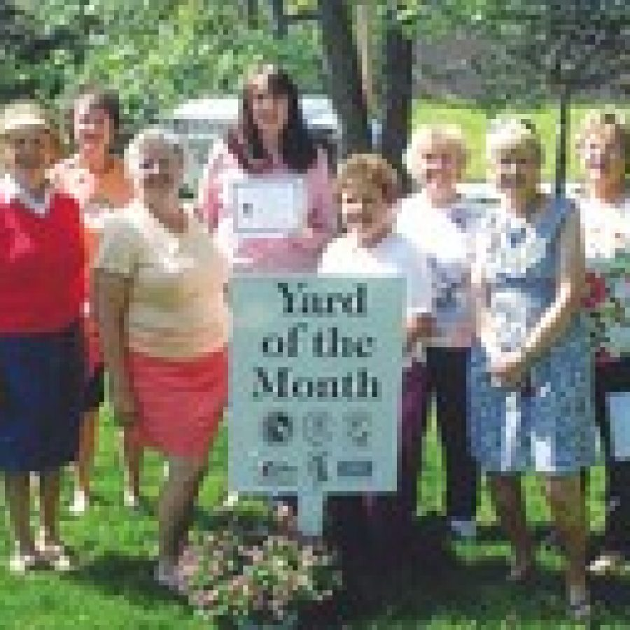May 2014 Garden of the Month