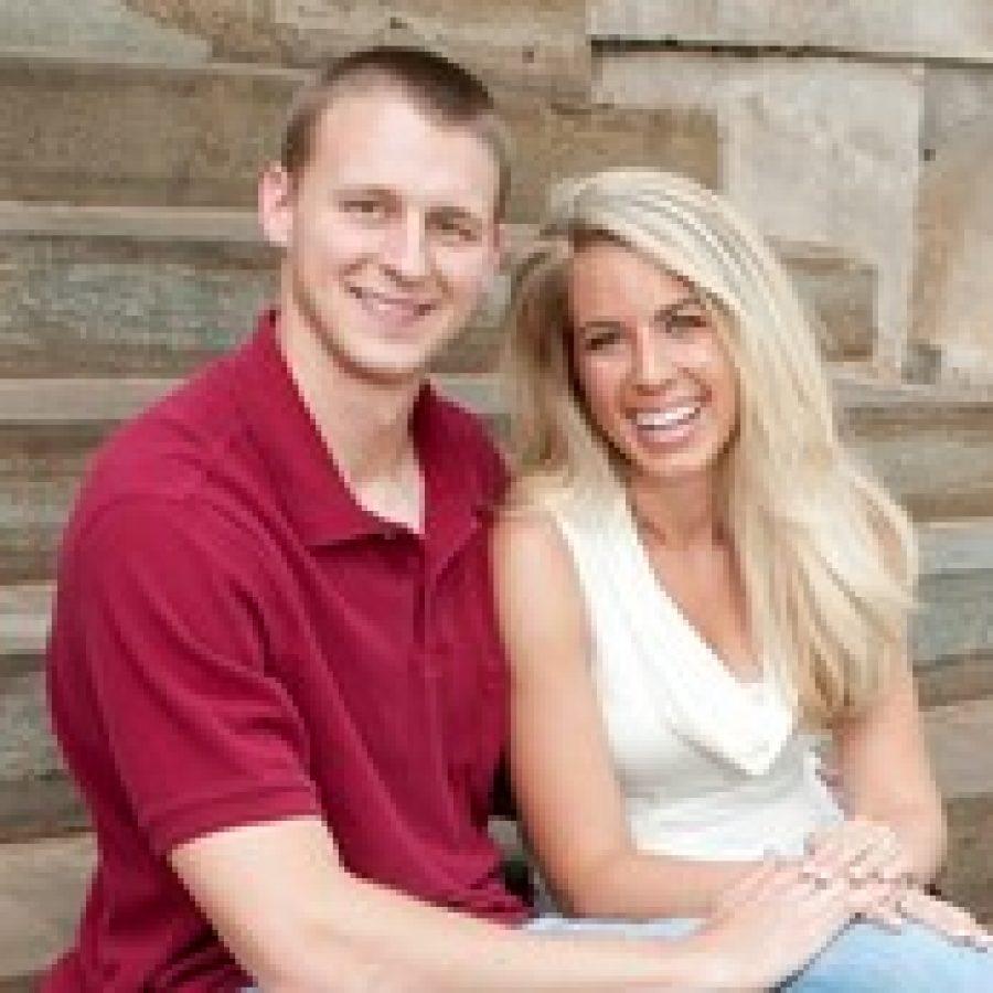 Nick Bettinger and Amanda Hancock