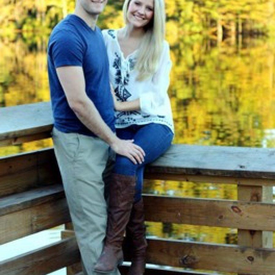 William McGrath and Brianne Meyer