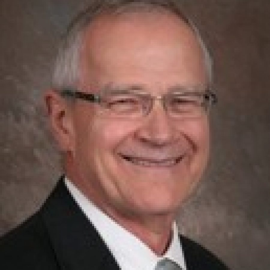 Current Mehlville Superintendent Norm Ridder