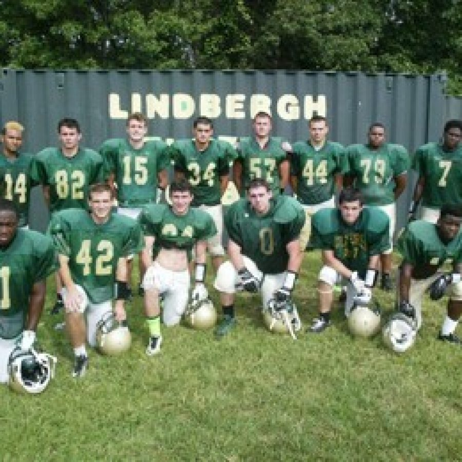 The Lindbergh High School football team will travel to Fox Friday night to tackle the Warriors.
