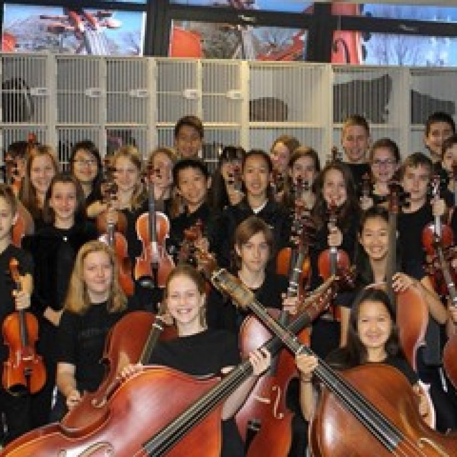 Truman Orchestra to perform for state association