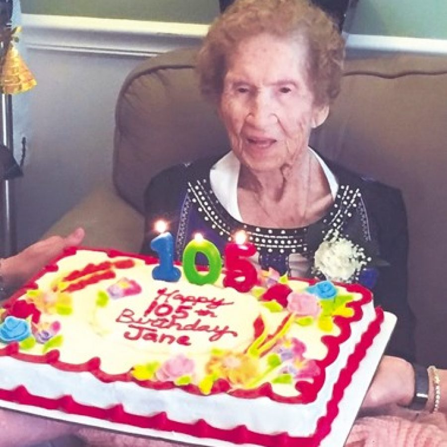 South county resident turns 105
