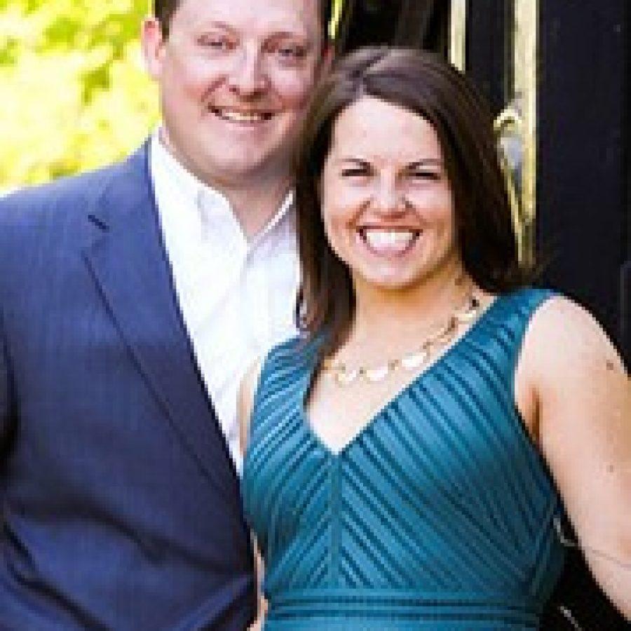 Bill Conroy and Mandy Gruchala