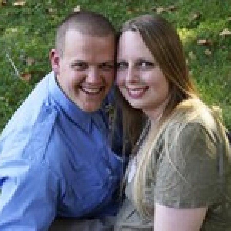 John Schroeter Jr. and Rina Lueck