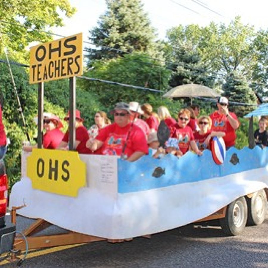 Oakville High celebrates Homecoming