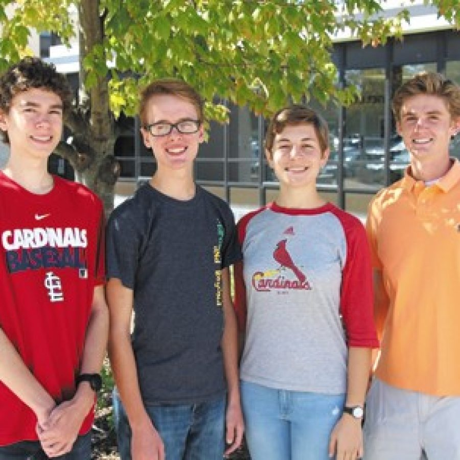 Four Lindbergh students named National Merit semifinalists