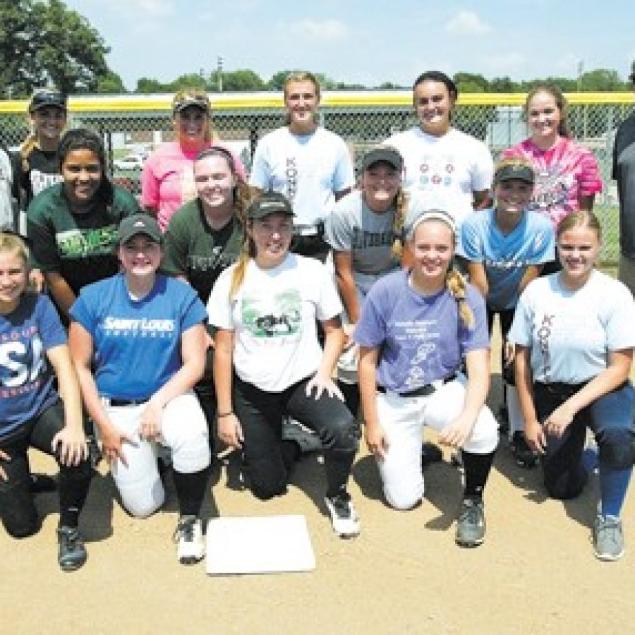 Mehlville High head coach Tim Ode has high expectations for his Panthers softball team this season. Bill Milligan photo