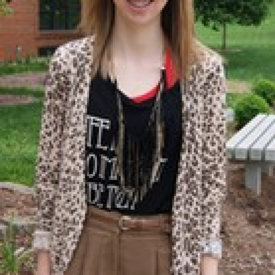 For the second consecutive year, Mehlville High School junior Marlee Cox has earned national recognition for her writing abilities through the Alliance for Young Artists and Writers' National Scholastic Art and Writing Awards