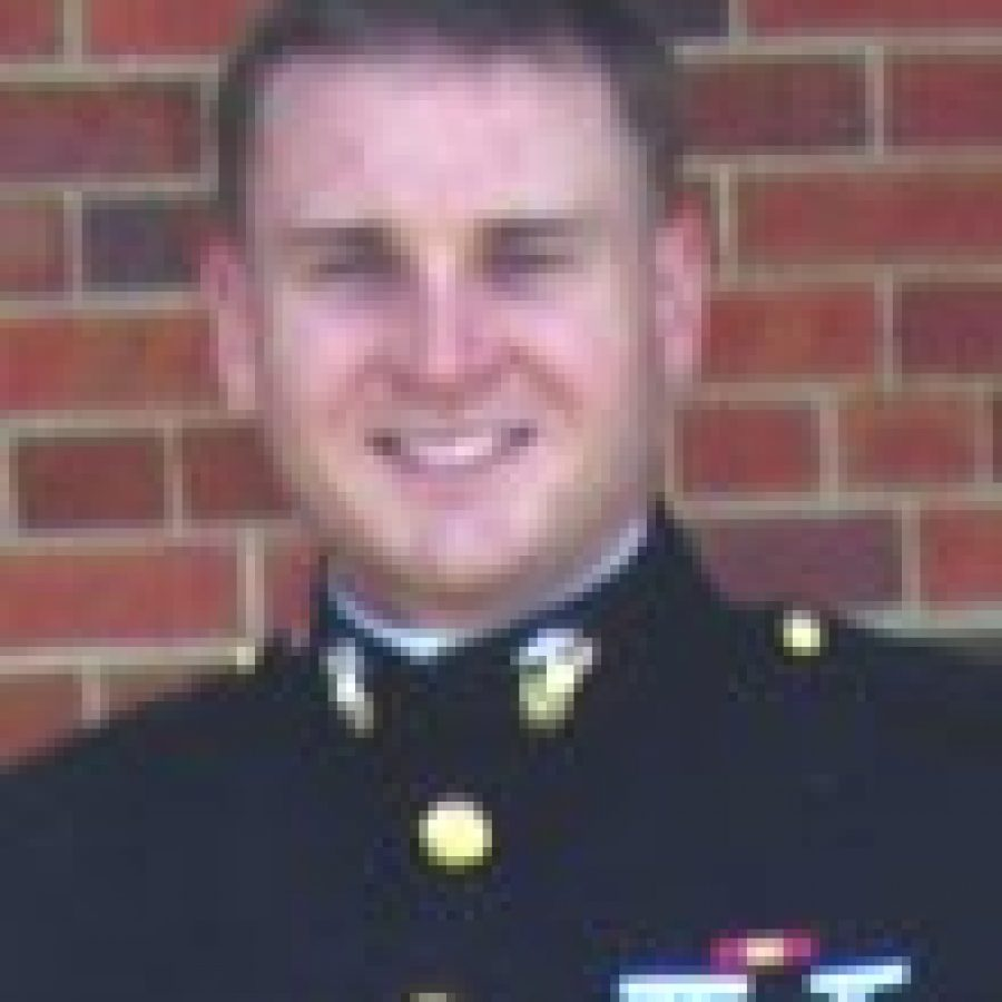South county Marine finishes the Basic School for officers