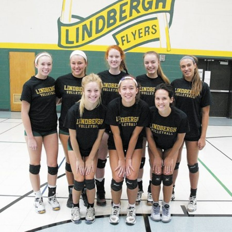 Lindbergh High volleyball head coach Rob Langevin believes he has the right mix of athletes for the 2016 season to be a successful one. Bill Milligan photo