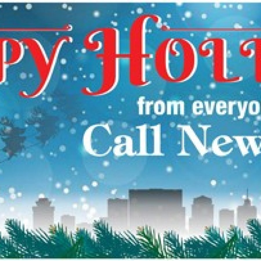 Call Newspapers Holiday Guide 2016