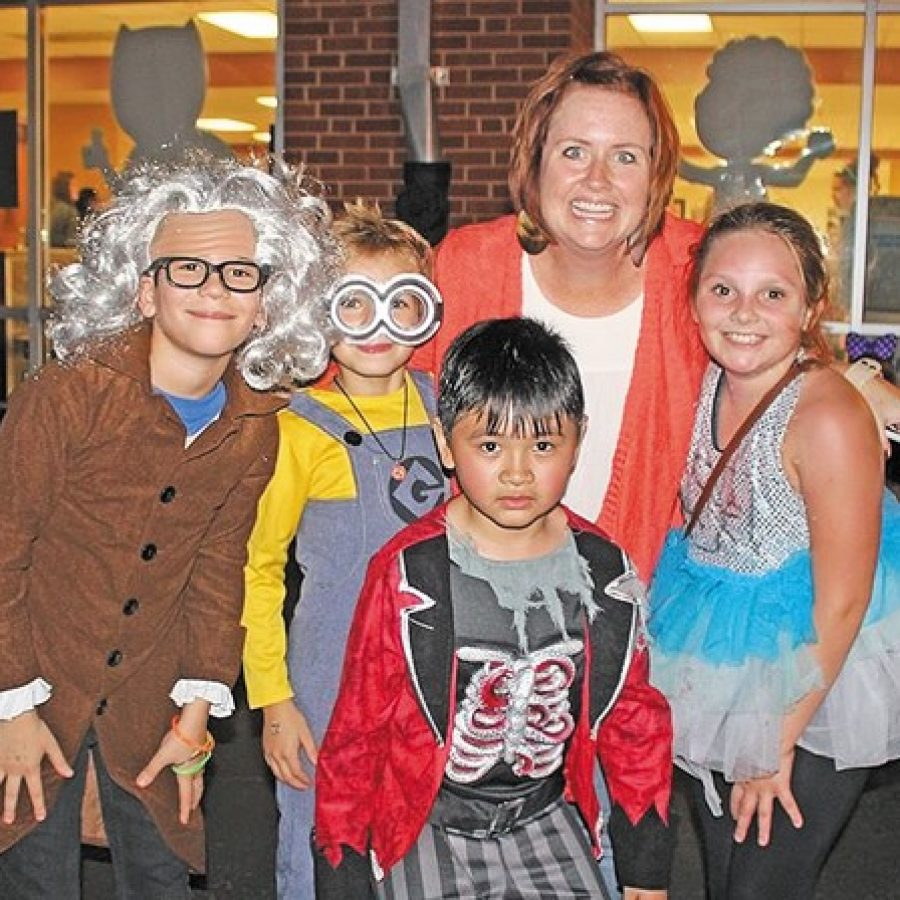 Bierbaum Trunk or Treat a success